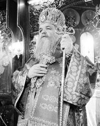 Архиепископ Стефан — предстоятель неканонической Македонской православной церкви (фото: preminportal.com.mk)