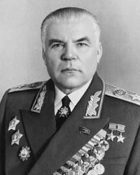 Министр обороны СССР Родион Малиновский (фото: Филатов Илья/Фотохроника ТАСС)