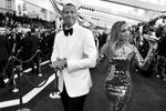 Певица Дженнифер Лопес и бейсболист Алекс Родригес на красной дорожке церемонии «Оскар» (фото: Charles Sykes/AP/ТАСС)