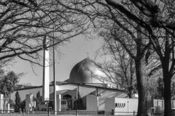 Мечеть Масджид Аль-Нур в городе Крайстчерч, в которой произошла кровавая бойня. В ней погибло, по последним данным, почти полсотни человек