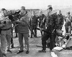 ПЗРК «Стингер», захваченный Лафазаном в феврале 1988г.