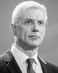 Кришьянис Кариньш (фото: Michael Kappeler/DPA/Global Look Press)