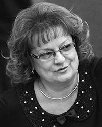 Ольга Алимова (фото: Станислав Красильников/ТАСС)