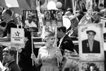 Впервые акция «Бессмертный полк» прошла 9 мая 2012 года в Томске, а в 2013 году она стала всероссийской  (фото: Виталий Белоусов/РИА Новости)