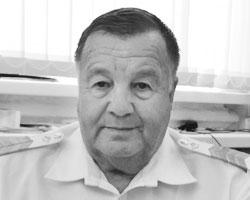 Виктор Долбилов (фото: из лчного архива)