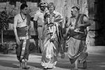 Мэй успели прозвать «железной леди» британской политики. Она всегда жестко отстаивала интересы своей страны на международной арене, как это было и во время официального визита в Индию – бывшую британскую колонию (фото: Stefan Rousseau/FA Bobo/PIXSELL/PA Images/ТАСС)