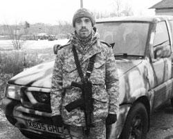 Андрей Капустин (фото: из личного архива Вячеслава Пивоварника)