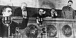 «Браво, товарищ Лысенко, браво!» - приветствовал Сталин речь о вредителях в науке (фото: Public domain)