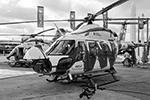 Холдинг «Вертолеты России» (входит в Ростех) впервые представил в Европе легкие многоцелевые вертолеты «Ансат» в медицинской и ВИП-комплектациях  (фото: Марина Лысцева/ТАС)