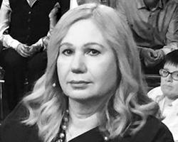 Елена Бережная (фото: с личной страницы Facebook)