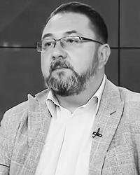 Советника президента Украины по политическим вопросам Никита Потураев (фото: Телеканал ATR/Youtube)
