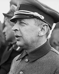 Ваффен-бригадефюрер (генерал-майор) войск СС Бронислав Каминский (фото: Bundesarchiv/Wikipedia)