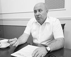 Сергей Кравчук (фото: Юрий Васильев/ВЗГЛЯД)