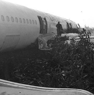Эксперты отмечают героические действия командира самолета и указывают на вероятную связь ЧП с мусорной свалкой вблизи аэропорта