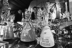 Россия остается одним из лидеров по производству ракетных двигателей, которые закупают даже США. На МАКС показали целую линейку легендарных РД (слева направо) – РД-181, РД-120 и РД-191  (фото: Рамиль Ситдиков/РИА «Новости»)