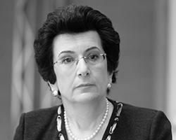 Нино Бурджанадзе<br>Фото: Евгения Новоженина