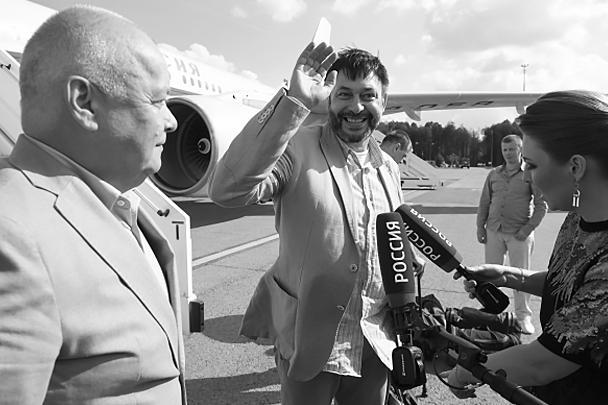 """Генеральный директор МИА """"Россия сегодня"""" Дмитрий Киселев, руководитель портала """"<a class="""