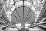 Воздушную гавань строили в течение пяти лет, она стала одним из последних проектов легендарного архитектора Захи Хадид (фото: Xinhua/Zhang Yudong/Global Look Press)