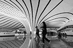 Терминал в форме шестиконечной звезды и четыре ВПП обошлись в 16 млрд долларов, а общая стоимость со всей инфраструктурой составила 56 млрд (фото: Thomas Suen/Reuters)
