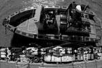 К акции присоединился экипаж спасательной шлюпки Королевского национального учреждения спасательных шлюпок. Это крупнейшая благотворительная организация, которая спасает жизни на море вокруг побережья Великобритании, Ирландии, Нормандских островов и острова Мэн, а также на некоторых внутренних водных путях (фото: twitter.com/TowerRNLI)