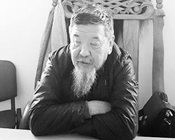 Баир Цырендоржиев, верховный шаман
