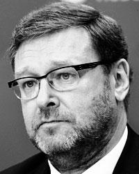 Константин Косачев<br>(фото: Нина Зотина/РИА Новости)