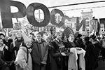 В понедельник, 4 ноября, по всей России состоялось празднование Дня народного единства. Дата празднования выбрана неслучайно – именно в этот день в 1612 году народное ополчение под предводительством Кузьмы Минина и Дмитрия Пожарского освободило Москву от польских интервентов  (фото: Александр Кондратюк/РИА «Новости»)