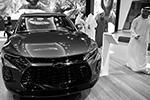 Или Chevrolet Blazer RS – более мощную версию стандартного американского кроссовера(фото: EPA/ALI HAIDER/ТАСС)