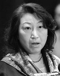Тереза Чэн (фото:  LYNN BO BO/EPA/ТАСС)