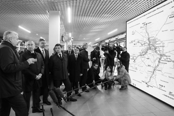 Для создания МЦД реконструировали уже существовавшие сквозные железнодорожные ветки, проходившие через Москву