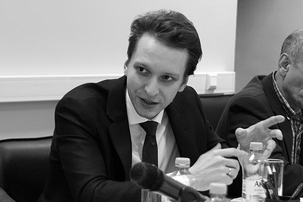 Главный редактор Eurasia.Expert, проректор по международным связям Государственного академического университета гуманитарных наук Вячеслав Сутырин