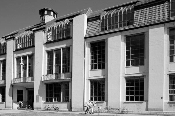 Генри Ван Де Вельде, здание художественной школы, Веймар, Германия