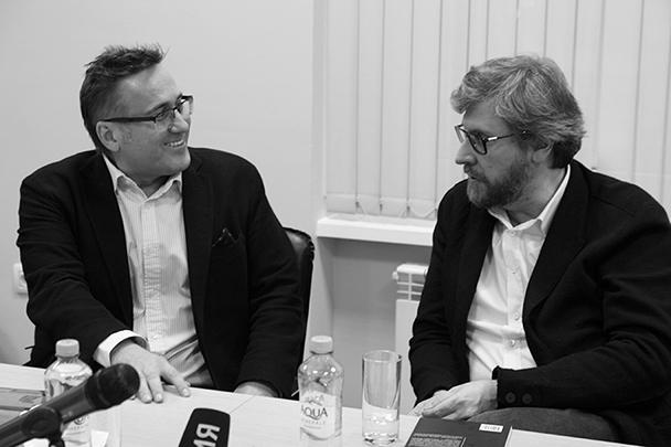 Евгений Минченко (слева): России надо определиться с тактикой для укрощения «дракона популизма»