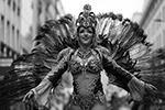 Новогодний карнавал на улицах Лондона (фото: Will Oliver/EPA/ТАСС)