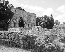 Руины замка Феллин (фото: Kotkasulg/Wikipedia)