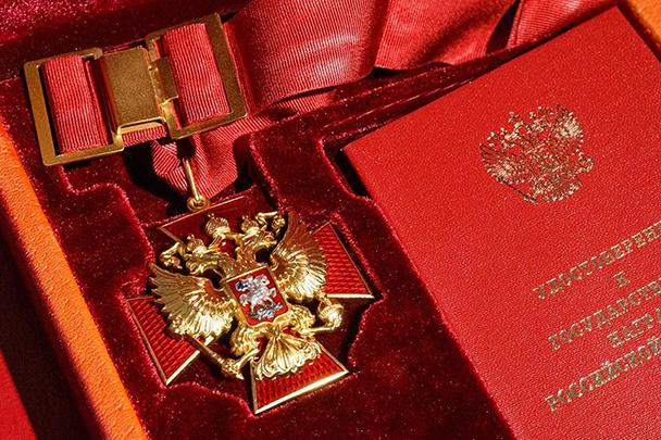 Орден «За заслуги перед Отечеством» предназначен для награждения россиян за особо выдающиеся заслуги перед государством