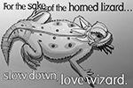 Техасская рогатая ящерица исчезла почти из половины ареала своего обитания. Основной причиной является уничтожение человеком популяции муравьев, которыми питается ящерица (фото: The Center for Biological Diversity Art/Shawn DiCriscio)