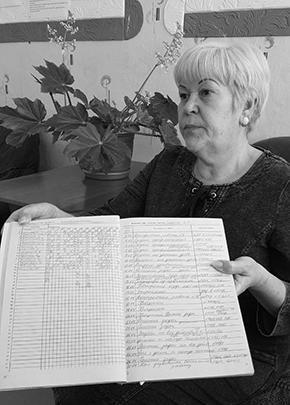 Учитель математики Марина Сафина