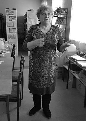Сельский библиотекарь и по совместительству главный сельский краевед Наталья Ерастова