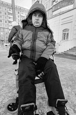 Илья Костин, координатор проекта «Сытый гражданин», Сыктывкар