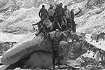 Группа российских альпинистов, оказавшихся запертыми в Катманду (фото: Из личного архива)