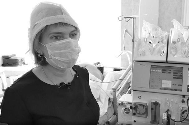 Наталья Шень, главный внештатный анестезиолог-реаниматолог Тюменской области
