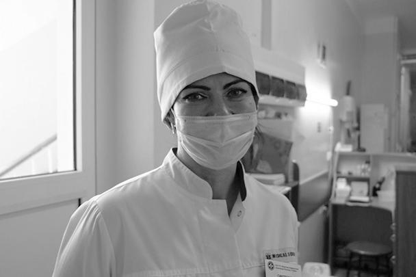 Ольга Сиюткина, главный врач Тюменской областной инфекционной клинической больницы