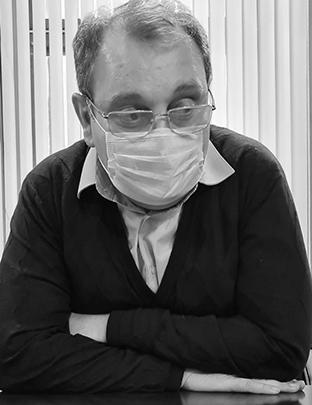 Тамерлан Гогичаев, вице-премьер и министр здравоохранения Северной Осетии