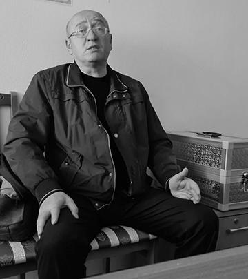 Олег Кайтуков, глава рабочей группы