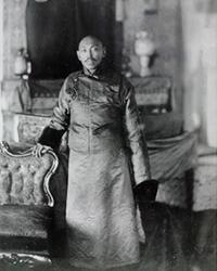 Далай-лама XIII, он же Тхуптэн Гьяцо (фото: общественное достояние)