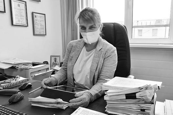 Заместитель министра экологии и рационального природопользования Красноярского края Юлия Гуменюк