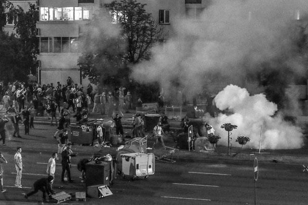 Несмотря на заявления отдельных СМИ, МВД Белоруссии опровергает данные о погибшем в ходе беспорядков