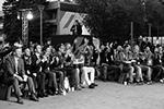 В 2020 году суперфинал «Лидеров России» был запланирован на конец марта и должен быть проводиться в Сочи, однако из-за пандемии его пришлось перенести в Подмосковье и провести в сентябре (фото: АНО «Россия — страна возможностей»)