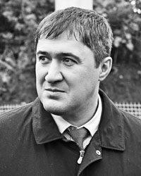 И.о. губернатора Пермского края Дмитрий Махонин (фото: instagram.com/mahonindn)